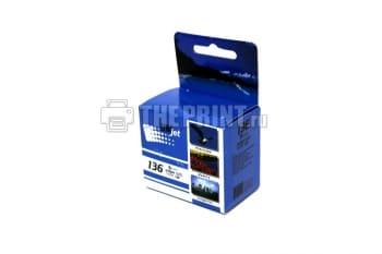 Струйный цветной картридж HP 136 (C9361HE) для принтеров HP PhotoSmart C3183/ C4183. Вид  4