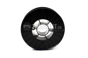 Купить синий ABS пластик для 3D принтеров и ручек диаметром 1,75мм. Вид 4.