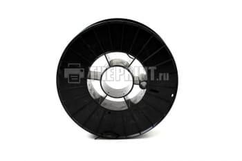 Купить черный ABS пластик для 3D принтеров и ручек диаметром 1,75мм. Вид 4.