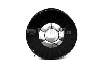 Купить черный ABS пластик для 3D принтеров диаметром 3мм. Вид 4.
