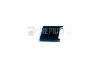 Чип для голубых картриджей Canon 718C ресурс 2800 страниц. Вид  4