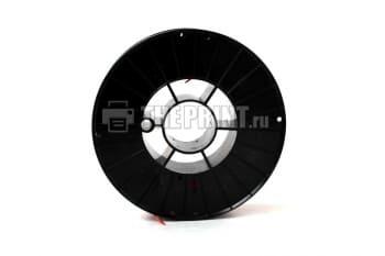 Купить красный ABS пластик для 3D принтеров и ручек диаметром 1,75мм. Вид 4.