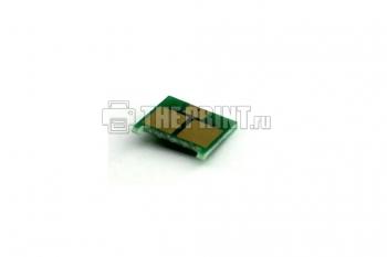 Чип для голубых картриджей HP 504A (CE251A) ресурс 7000 страниц. Вид  2