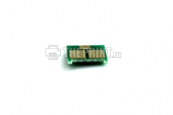 Чип для пурпурных картриджей HP 125A (CB543A) ресурс 1400 страниц. Вид  2