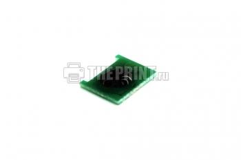 Чип для голубых картриджей HP 504A (CE251A) ресурс 7000 страниц. Вид  4
