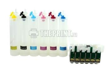 СНПЧ для принтеров Epson Stylus  Photo P50/ PX660. Вид  4