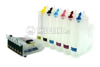 СНПЧ для принтеров Epson Stylus  Photo P50/ PX660. Вид  2