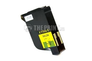 Струйный черный картридж HP 15 (C6615DE) для принтеров HP DeskJet 3820. Вид  3