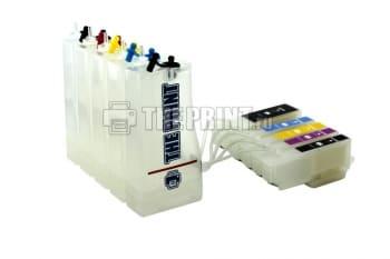 СНПЧ для принтеров Epson Expression Premium XP-600/ XP-605/ XP-700. Вид  2