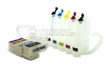 СНПЧ для принтеров Epson Expression Premium XP-600/ XP-605/ XP-700. Вид  1