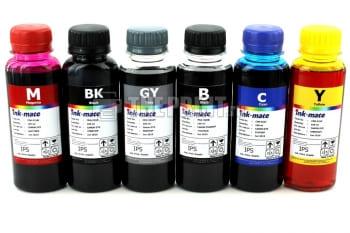 Комплект чернил Canon Ink-Mate (100ml. 6 цветов) для принтеров Canon PIXMA MG6340/ MG6150. Вид  1