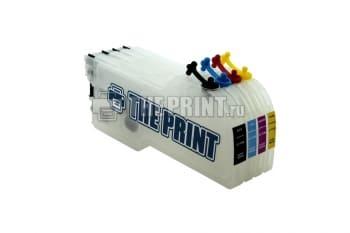 ПЗК (Перезаправляемые картриджи) Brother LC-1100 для Brother DCP-6690/ MFC-990. Вид  1