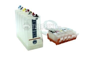 СНПЧ с чипами для принтеров и МФУ Canon PIXMA iP4840/ iP4940/ iX6540. Вид  3
