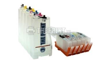 СНПЧ HP 178 с чипами для принтеров HP PhotoSmart 7510/ C310. Вид  3