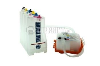 СНПЧ HP 178 с чипами для принтеров HP PhotoSmart 5510/ 6510. Вид  3