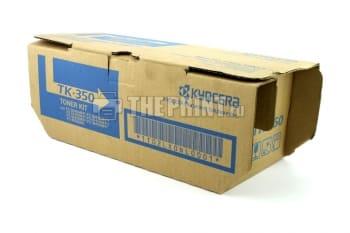 Оригинальный тонер-картридж Kyocera TK-350 для принтеров Kyocera FS-3140/ FS-3540. Вид  4