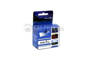 Струйный черный картридж HP 121 XL (CC641HE) для принтеров HP DeskJet F2423/ F2483 PhotoSmart C4683. Вид  4