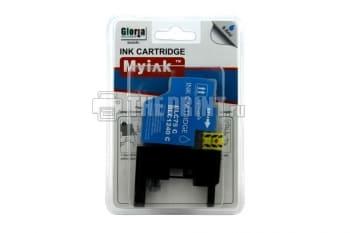 Струйный картридж Brother LC1240C для принтеров Brother4 MFC-J5910/ J6510. Вид