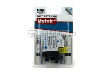 Струйный картридж Brother LC525XLC для принтеров Brother DCP-J100/ J105/ MFC-J200. Вид  4