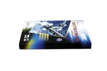 Глянцевая фотобумага IST 10x15, 180 г/м2 (50 листов). Односторонняя. Вид  2