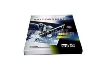 Глянцевая фотобумага IST 13x18, 180 г/м2 (50 листов). Односторонняя. Вид  2