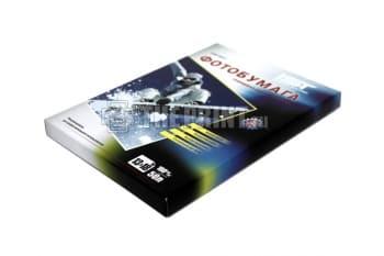 Глянцевая фотобумага IST 13x18, 180 г/м2 (50 листов). Односторонняя. Вид  3