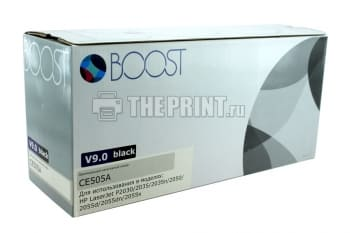 Картридж HP CE505A (05A) для принтеров HP LaserJet P2035/ P2055. Вид  4