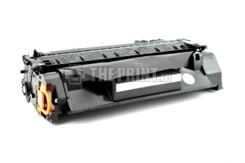 Картридж HP CE505A (05A) для принтеров HP LaserJet P2035/ P2055. Вид  2