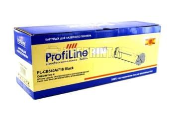 Картридж HP CB540A (125A) для принтеров HP Color LaserJet CP1215/ CP1518/ CM1312. Вид  4