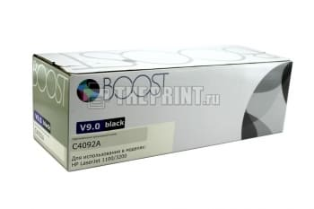 Картридж HP C4092A (92A) для принтеров HP LaserJet 1100/ 1100A/ 3200. Вид  4