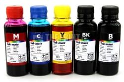 Комплект чернил HP Ink-Mate (100ml. 5 цветов) для картриджей HP
