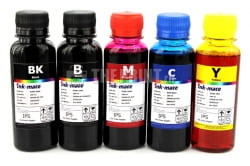 Комплект чернил Epson XP-series Ink-Mate (100ml. 5 цветов) для Epson Expression Premium XP-600/ XP-605/ XP-700. Вид  1