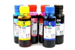 Комплект универсальных чернил Epson Ink-Mate (100ml. 4 цвета) для принтеров Epson Stylus Photo TX650/ PX660/ 1410. Вид  4