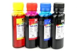 Комплект чернил Epson L-series Ink-Mate (100ml. 4 цвета) для принтеров Epson L120/ L200/ L210. Вид  2