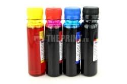 Комплект чернил Epson L-series Ink-Mate (100ml. 4 цвета) для принтеров Epson L120/ L200/ L210. Вид  3