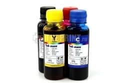 Комплект чернил Epson L-series Ink-Mate (100ml. 4 цвета) для принтеров Epson L120/ L200/ L210. Вид  4