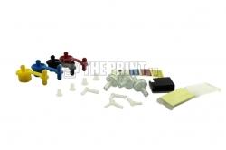 Собранный СНПЧ конструктор для принтеров и МФУ HP. Вид  2