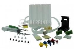 Собранный СНПЧ конструктор для принтеров и МФУ HP (Расширенная комплектация)