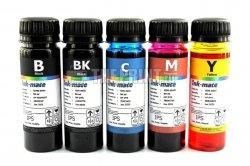 Комплект чернил HP Ink-Mate (50ml. 5 цветов) для картриджей HP