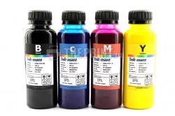 Комплект пигментных чернил HP Ink-Mate (100ml. 4 цвета) для картриджей HP. Вид  1