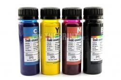 Комплект пигментных чернил HP Ink-Mate (50ml. 4 цвета) для картриджей HP. Вид  2
