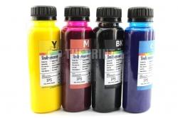 Комплект пигментных чернил Canon Ink-Mate (100ml. 4 цвета) для принтеров Canon. Вид  2