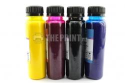 Комплект пигментных чернил Canon Ink-Mate (100ml. 4 цвета) для принтеров Canon. Вид  4