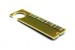 Чип для картриджей Samsung SCX-D4200A ресурс 3000 страниц. Вид  1