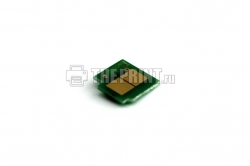Чип для пурпурных картриджей HP 124M (Q6003A) ресурс 2000 страниц
