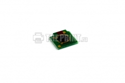 Чип для желтый картриджей HP 124Y (Q6002A) ресурс 2000 страниц. Вид  4