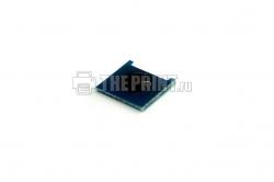 Чип для голубых картриджей HP 648A (CE261A) ресурс 11000 страниц. Вид  4