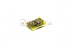 Чип для желтый картриджей HP 650A (CE272A) ресурс 15000 страниц