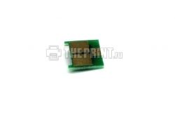 Чип для пурпурных картриджей HP 125A (CB543A) ресурс 1400 страниц