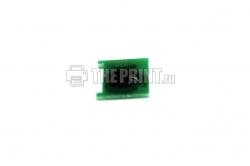 Чип для черных картриджей HP 125A (CB540A) ресурс 2200 страниц. Вид  3